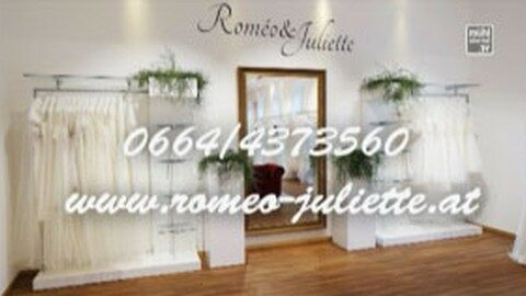 "Ankündigung Eröffnung Brautsalon ""Roméo&Juliette"" in Perg"