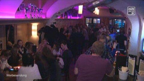 Eröffnung Leonfeldner Pub