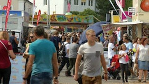 Mühlviertler Wiesn mit Erlebnismesse in Freistadt