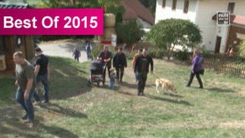 Spatenstich und Tag der offenen Tür Tierschutzstelle Freistadt