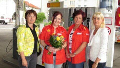Beliebteste Tankstellenmitarbeiterin OÖs kommt aus Freistadt