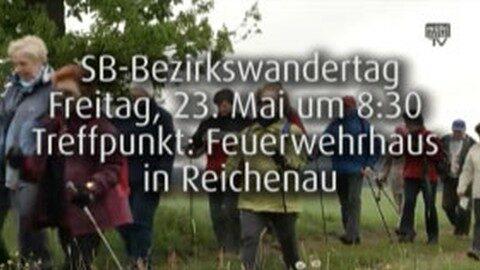 Ankündigung Bezirkswandertag Seniorenbund Urfahr-Umgebung