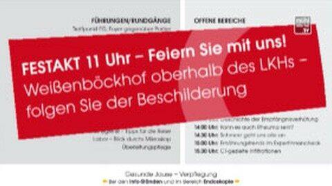 Ankündigung: Tag der offenen Tür im LKH Freistadt