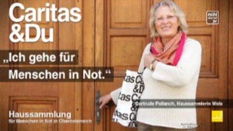 Spot: Caritas Haussammlung – für Menschen in Not