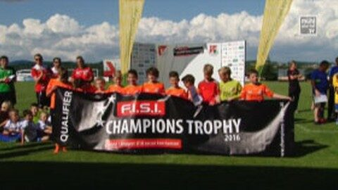 Qualifikationsturnier für die Championstrophy in Katsdorf