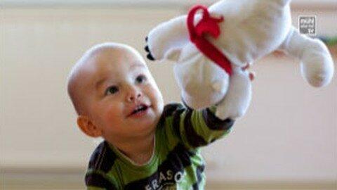 Geld für Kinderbetreuung holen