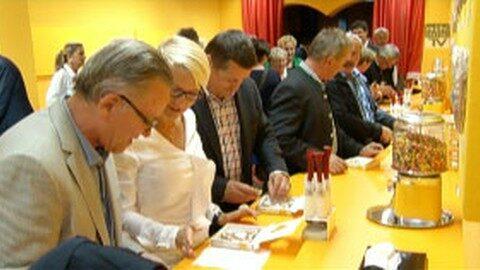 Eröffnung Lebzeltarium in Bad Leonfelden