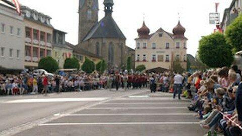 Bezirksmusikfest Urfahr-Umgebung in Bad Leonfelden