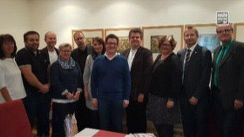 SozialService Freistadt: Vorsitzwechsel bei Vollversammlung