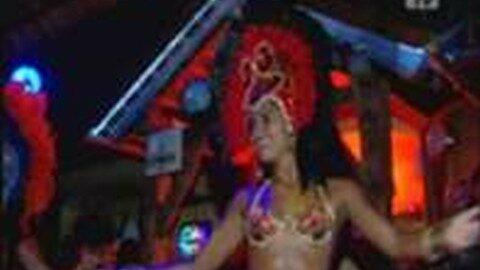 Sambafest im Almkönig 2009