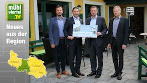 Verwaltungskooperation zwischen Hellmonsödt und Zwettl an der Rodl fix