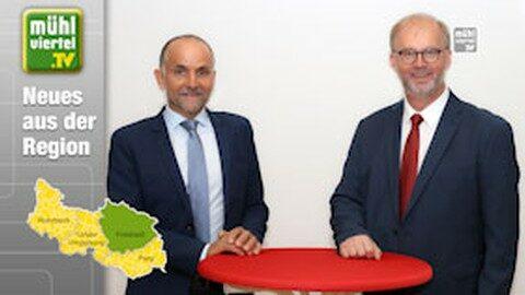 Christian Naderer als Bezirksobmann der WKO bestätigt