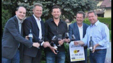 Ankündigung Weinfrühling Katsdorf