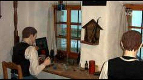 Die Hinterglasmalerei in Sandl ist nationales Kulturerbe
