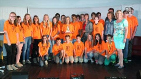"HS Rohrbach erhielt Kinderschutzpreis ""LIBERTO"""