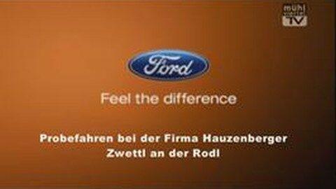 Der neue S-Max von Ford