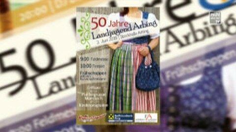 Ankündigung 50 Jahre LJ Arbing