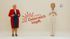 Österreich impft – Prominente melden sich zu Wort
