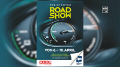 Freistädter Motorshow wird zur Roadshow 6-10.4.2021